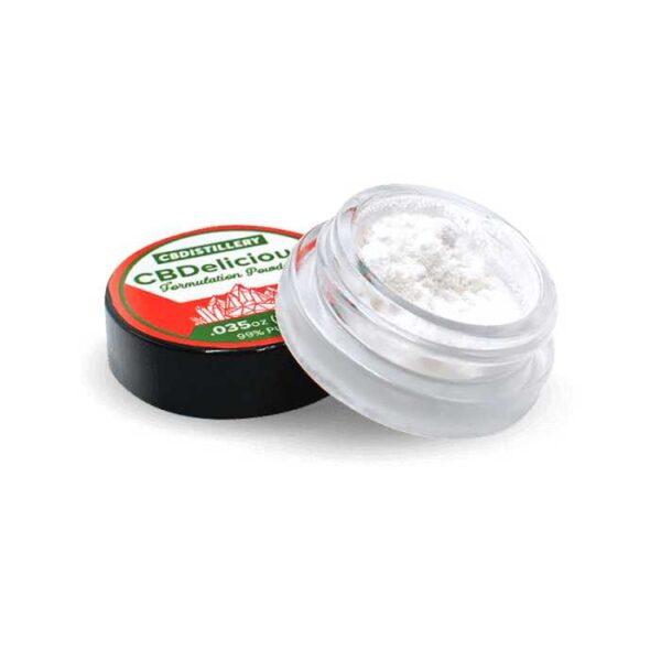CBDelicious Formulation Powder