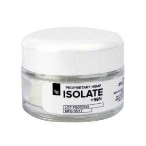 CBD Isolate 1g Hemp Extract