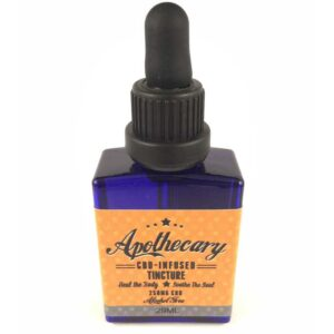 Apothecary CBD Tincture